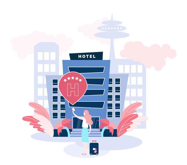 Hotel Management Student